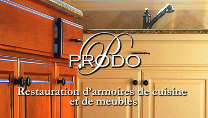 prodo restauration d 39 armoires de cuisine et de meubles. Black Bedroom Furniture Sets. Home Design Ideas