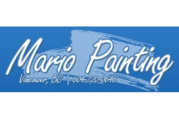 Mario Painting in Vancouver