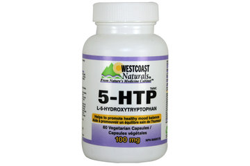 Westcoast Naturals in Richmond: 5-HTP 100 mg 60 vcaps