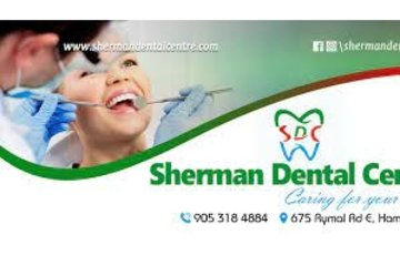 sherman dental centre