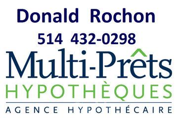 Donald Rochon        Multi-Prêts Hypothèques
