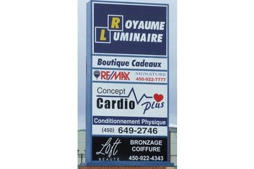 Royaume Luminaire Ste Julie Inc in Sainte-Julie