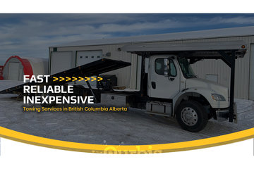 BC Auto Transport & Towing in BURNABY