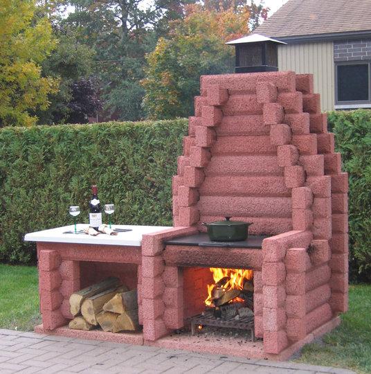 Les foyers feu ardent inc saint nicolas qc ourbis for Pierre pour foyer exterieur