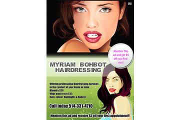 Myriam's Hair & Wig Studio