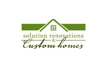 Solution Renovations Inc.