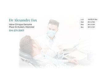 Clinique Dentaire Fox à Montreal