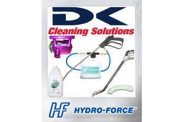 DK Cleaning Solutions in Port Coquitlam: Hydro Force