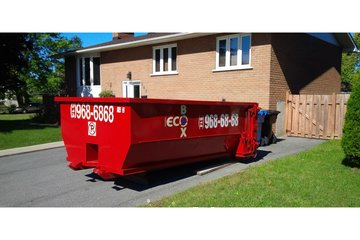 Conteneur Ecobox Inc à Chateauguay: Service de location de conteneurs