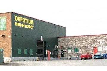 Depotium Mini-Entrepot in Saint-Hubert