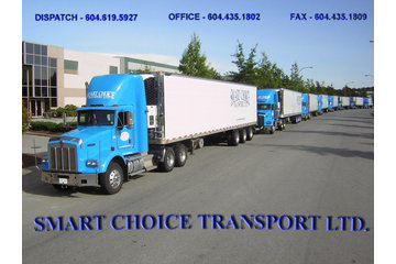 Smart Choice Transport Ltd