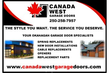 Canada West Garage Doors Inc