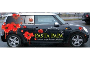 Restaurant PastaPaPa à Joliette