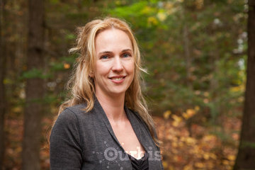 Cathy Bernier, travailleuse sociale