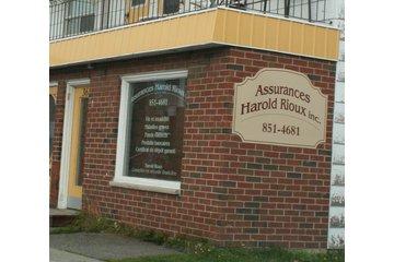 Assurance Harold Rioux Inc