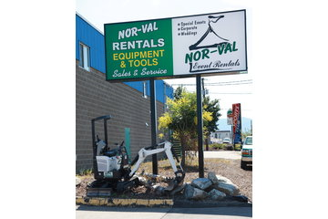 Nor-Val Rentals Ltd in Vernon