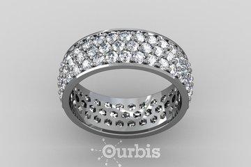 Imagine 3D à Montreal: Modélisation de bijoux