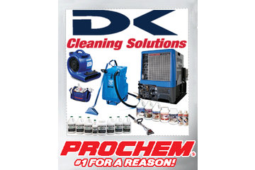 DK Cleaning Solutions in Port Coquitlam: Prochem