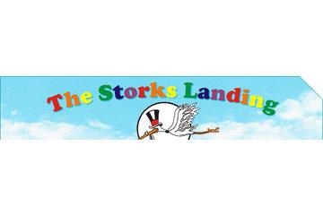 The Storks Landing