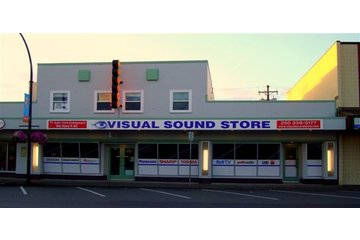 Visual Sound Store in Courtenay