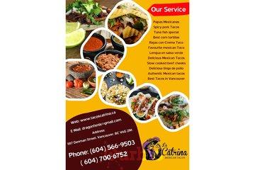 La Catrina Mexican Tacos | Delicious Mexican Tacos Vancouver