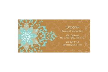 Salon Organik in Montréal: Salon Organik