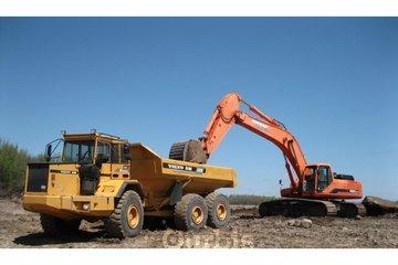 Excavation Charly à Huntingdon: 4