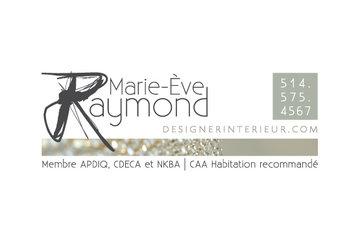 Designer Marie-Ève Raymond,  APDIQ,CDECA ,ARIDO