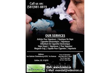 Brume Experience | Liquide Pour Cigarette in Québec