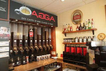 La Boulangere in Saint-Hyacinthe: Café en grains ou moulu pour emporter
