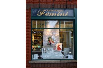 Parfumerie Femini Inc à Drummondville: Cliquer j'aime sur Facebook