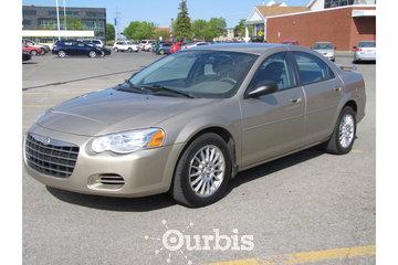 AUTO SPIRALE AUTO in Montréal Nord: Chrysler Sebring LX 2004 »104,321 km« stock#A430