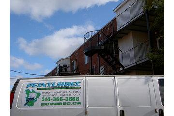 Peinturebec Inc in LaSalle: camion
