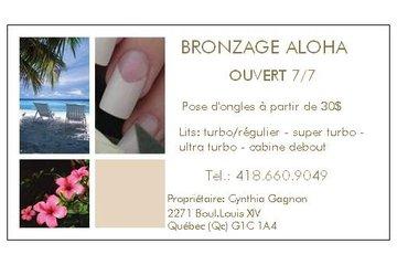 Bronzage Aloha 2007 à Québec