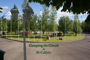Camping Du Circuit in Saint-Calixte: Photos saison 2011 (Toutes)