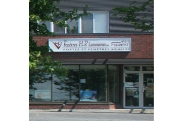 Fenêtres H P Lamoureux Inc