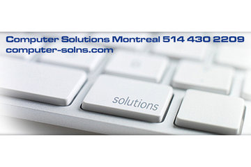 Laptop repair | Computer repair | Computer Solutions Montreal