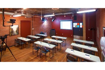 Support Services Unlimited in Vancouver: Classroom set up
