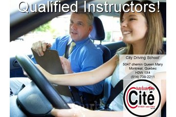 City Driving School à Montréal: Best Driving School Montreal | Montreal Driving School