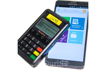 Paxi Technologies inc. in Montreal: PAXI Monetico Mobile + Mobile Payment System