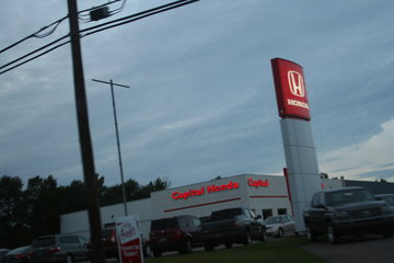 Capital Honda in Charlottetown