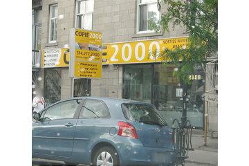 Copie 2000 à Montréal