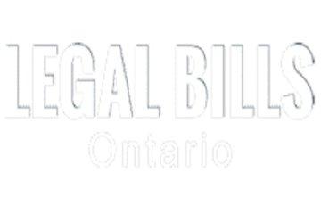 Legal Bills Ontario