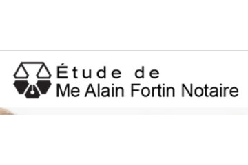 Alain Fortin Notaire