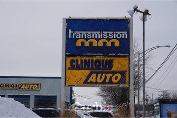 Transmission MM à Québec: Enseigne publicitaire de transmissionmm au 2615 Boulevard Wilfrid-Hamel, Québec City,  QC G1P 2H9
