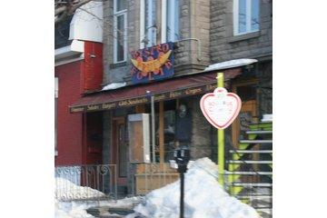 Restaurant Café Fruits Folie à Montréal