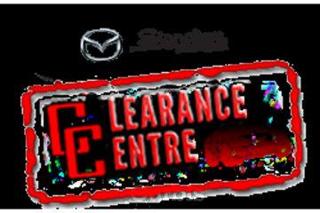 Signature Mazda Clearance Centre