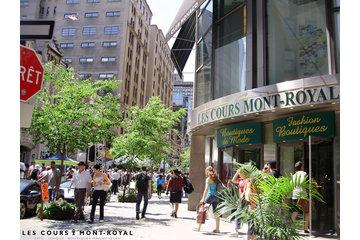 Les Cours Mont-Royal à Montréal: Peel street