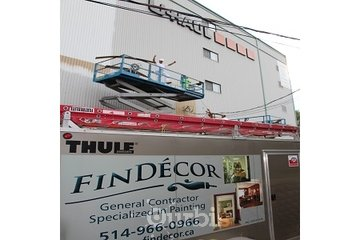 FinDecor inc - Commercial Painter Montreal