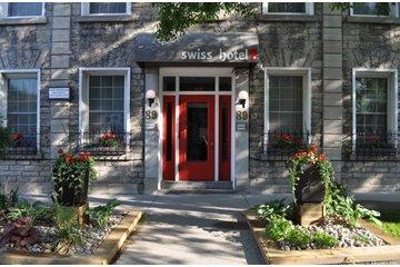 Swiss Hotel in Ottawa: Swiss Hotel downtown Ottawa
